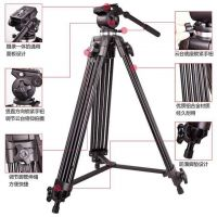 Weifeng WF-717 1.8m Professional Heavy Duty Video Camcorder Tripod with Fluid Damping Head