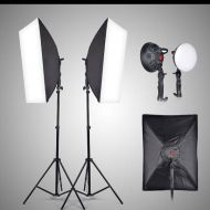Hercules Accessories LED Video / Portrait Light Kit set