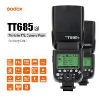 Godox TT685S TTL Camera Flash High Speed 1/8000s GN60 for Sony DSLR Cameras