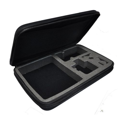 Large case  Travel Storage collection bag Case Gopro Hero 3/4 Sj 4000 Xiao mi Yi Action Soocoo Camera sport cam go pro Accessories