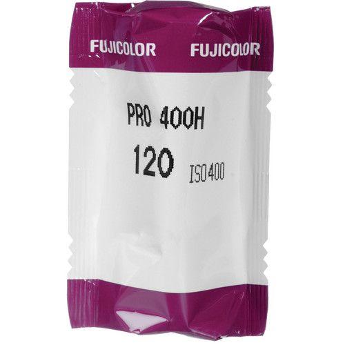 Fujifilm Fujicolor PRO 400H Professional Color Negative Film (120 Roll Film)