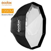 Godox 120cm Portable Octagonal Umbrella Softbox SB-UE 120cm 47in with Bowens Mount for Speedlite