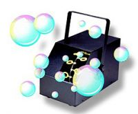 Hercules Bubble Machine