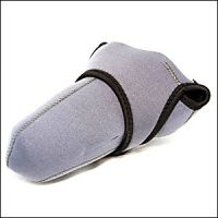 Neoprene Camera & Lens Pouch - Medium Size