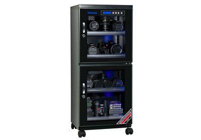 Samuria  Dry Cabinet Digital Control Black 150L