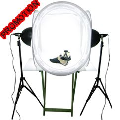 Large Studio Kit for Product Shoot