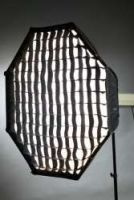 Octagon 120cm softbox with grid now available- bowen