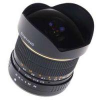 Samyang 8mm Fish Eye F3.5 (For olympus)
