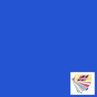 Rosco Blue ( 201 ) Gel