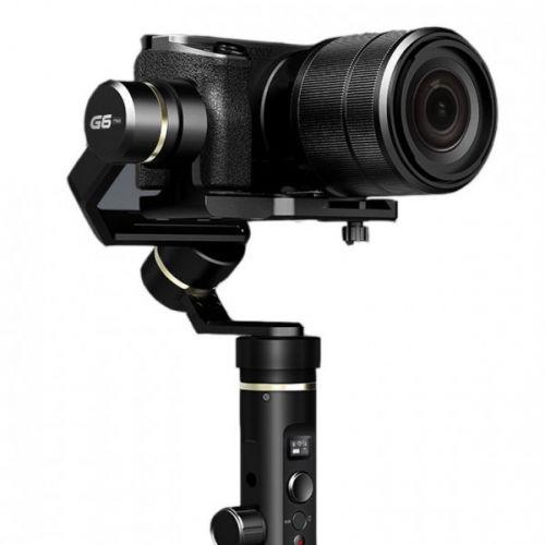 Feiyu G6 Plus 3-Axis Splash-Proof Handheld Gimbal for Mirrorless, GoPro, Action Camera and Smartphone