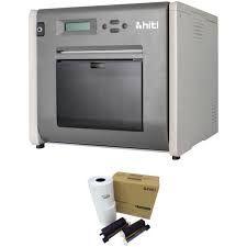 Rental - Photobooh Fast printer - Hiti 525 with 500 Prints