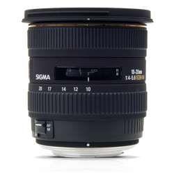 Sigma 10-20mm F4-5.6 EX DC HSM (Nikon/Canon)