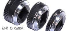 Hercules AF Autofocus Macro Extension Tube for Canon EOS