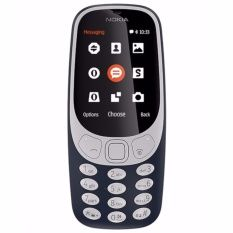 Nokia 3310 (TA-1030) 2.4 Inch Screen 320x240 2MP Dual SIM Mobile Phone