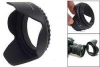 Screw On lens Hood-  sizes 52mm